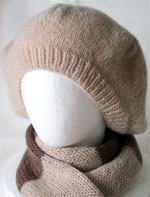 ABCs of Knitting - Mohair Beret